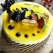 Passion Cheese Mousse